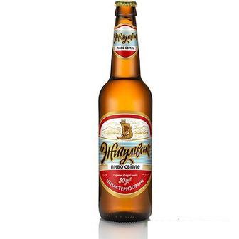 Пиво Жигулівське 0,5л