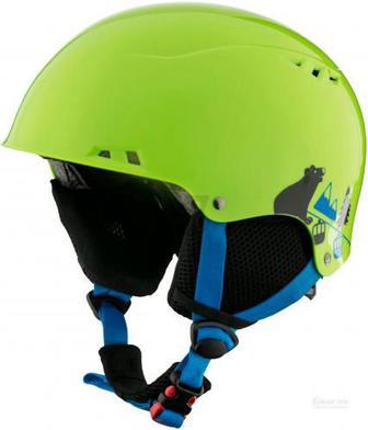 Гірськолижний шолом TECNOPRO Snowfoxy SK587 253521 р. M зелений із синім