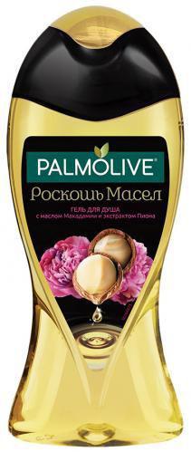 Гель для душу Palmolive Розкіш олій з олією Макадамії і екстрактом Півонії 250 мл