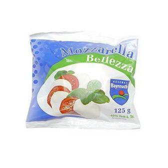 Моцарелла Belleza 45% 125г