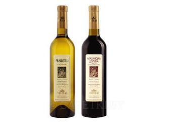 Вино Ркацители, Алазанская Долина VARDIANI белое сухое, красн. п/с, 0,75 л