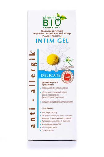 Гель для интимной гигиены Біо Delicate 250мл