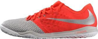 Бутси Nike ZOOM HYPERVENOM 3 PRO IC AJ3804-060 р. 6,5 сірий