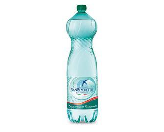 Вода мінеральна слабогазована, San Benedetto, 1,5 л