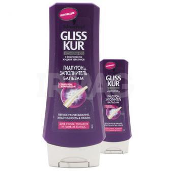 Бальзами для волос Gliss kur