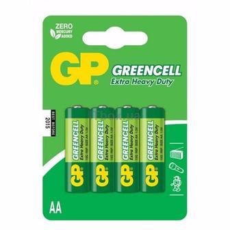 Батарейки GP 15G-2UE4 Сольова 4 шт