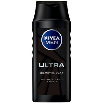 Шампунь Nivea Men Ultra для волосся 250мл