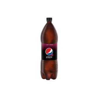 Напиток Pepsi Wild Cherry безалкогольный сильногазированный 1,5л