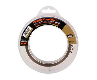 Леска FOX Exocet Double Tapered Trans Khaki 0,30–0,50 мм, 300 м