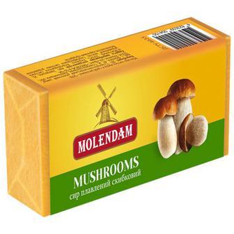 Сир Molendam плавлений Mushrooms 70г