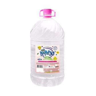 Вода питна, дитяча Карапуз 5л