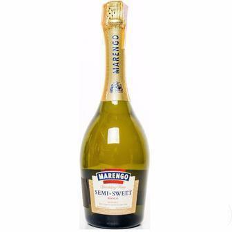 Вино ігристе н/с біле/рожеве Маренго 0,75л