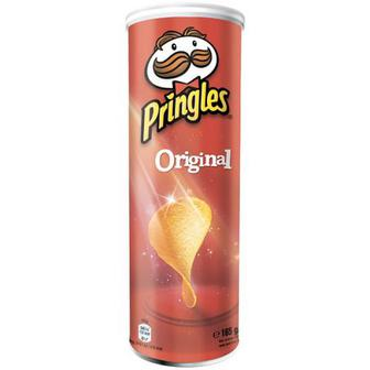 Чіпси Pringles Sour Originals 165г