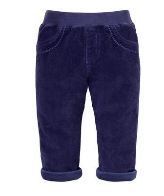 Вельветові штанці з трикотажною підкладкою від Mothercare