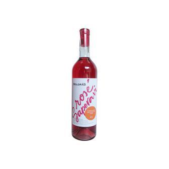 Вино Сапераві Розе або Каберне Розе рожеве Bolgrad 0,75л