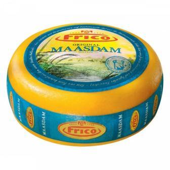 Скидка 40% ▷ Сыр «Мааздам» 50% Голландия кг