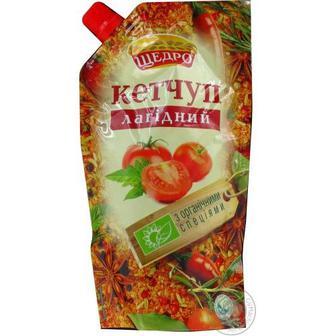 Кетчуп Лагідний, Щедро, 300 г