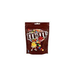 Драже M&M's MAXI с молочным шоколадом и глазурью, 90г