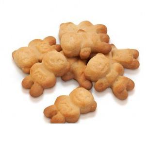 Печиво Ведмедики Тішки Бісквіт Шоколад 100 г