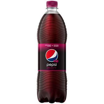 Напій Pepsi-Cola Wild Cherry 1.5л