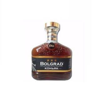 Коньяк 3* Bolgrad 0,5 л