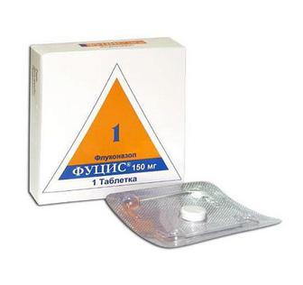 Фуцис 150 мг №1 таблетка