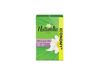 Прокладки щоденні Camomile Comfort Plus, 50 шт. Naturella