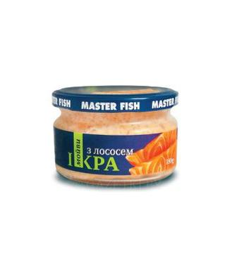 Икра мойвы Master Fish 180 г
