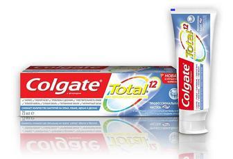 Паста зубна Total 12 Професійна чистка Colgate 75 мл