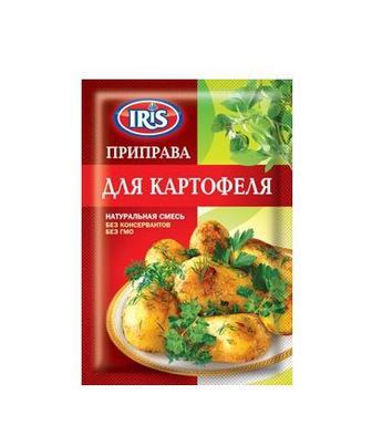 Приправа Iris до картоплі 25г