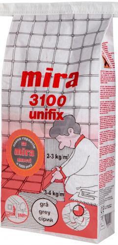 Клей для плитки Mira 3100 Unifix 15кг