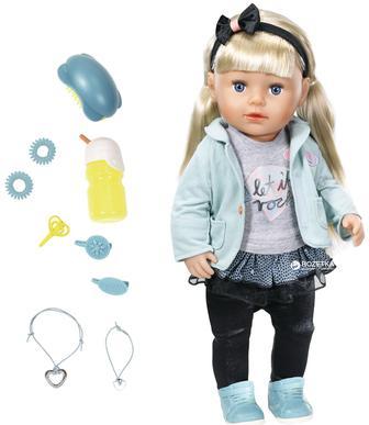 Кукла Сестренка модница Baby Born 43 см