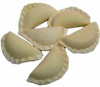 Вареники с картошкой, Хладик, 600г