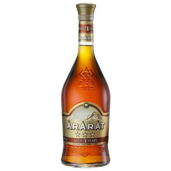 Коньяк АрАрАт 3 года выдержки 0.5 л