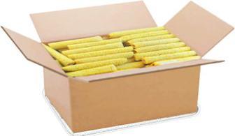 Кукурудзяні палички з нутеллою Стремілов кг