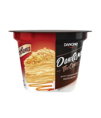 Десерт сирковий Даніссімо 230г