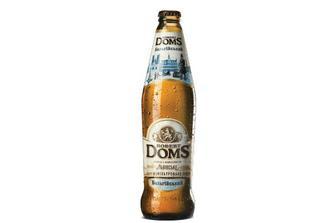 Скидка 34% ▷ Пиво «Львівське» Robert Doms «Бельгійський» 0,5л