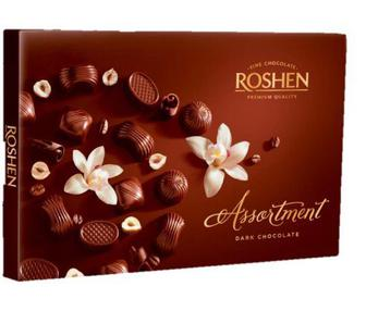 Цукерки Assortment Classic та Elegant Roshen 154 г