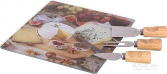 Набір для сиру 4 предмети 60951R