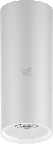 Світильник точковий Gauss накладний 12 Вт 4100 К білий HD013