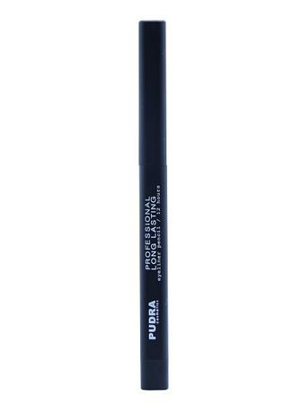 PUDRA cosmetics Long Lastingк Олівець для очей чорний 3мл