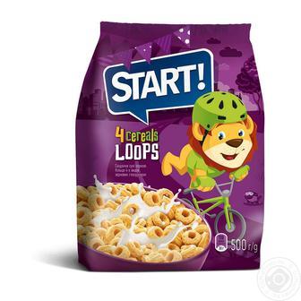 Сніданки сухі Start 500г