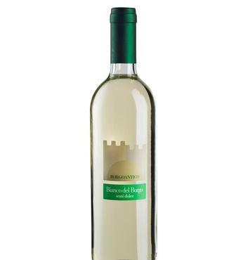 Вино Salvalai Borgoantico Bianco/ Rosso del Borgo н/сол 0.75л