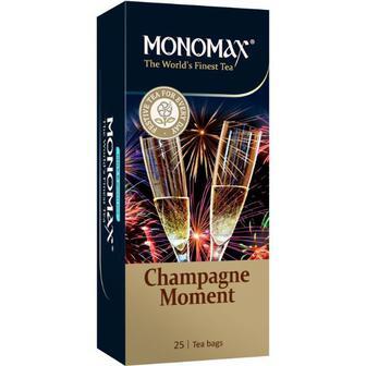 Чай Champagne Moment 25 пакетиків Мономах