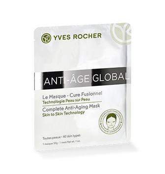 Маска для Лица «Возрождение Молодости» Анти-Аж Глобаль, Yves rocher