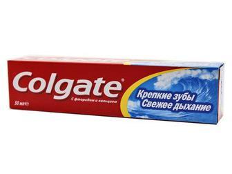 Паста зубная Colgate Total свежее дыхание, 50мл