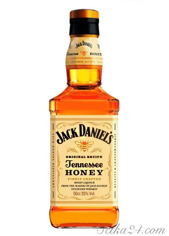 Теннессі Віскі Jack Daniel's Old No.7 0,5л або Jack Daniel's Tennessee Honey 0,5л
