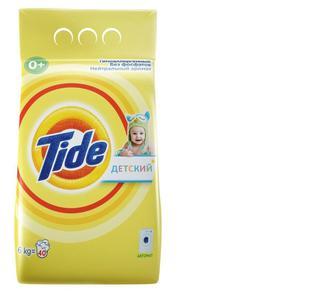 Порошок пральний Tide д/чутливої/дит шкіри авт, 6 кг