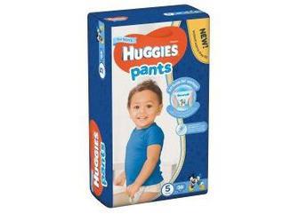 Скидка 25% ▷ Трусики-подгузники Huggies Pants для мальчиков р5 12-17 кг 34 шт