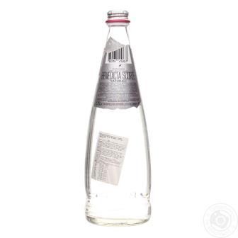 Вода Сан Бенедетто негазированная/газированная стеклянная бутылка 750мл Италия